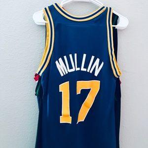 newest 39570 237ce Vintage Chris Mullin Champion Jersey size 36